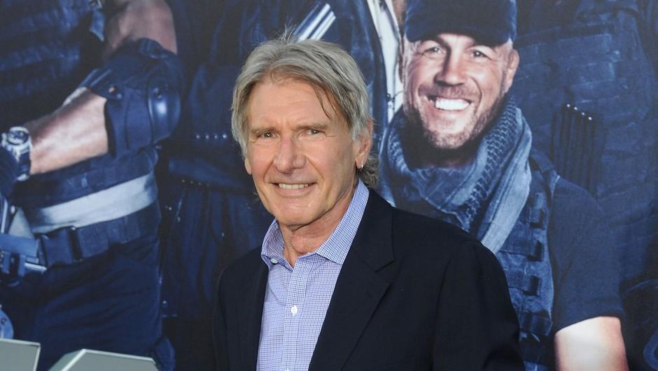 Harrison Ford poškodovan v letalski nesreči (foto: Profimedia)