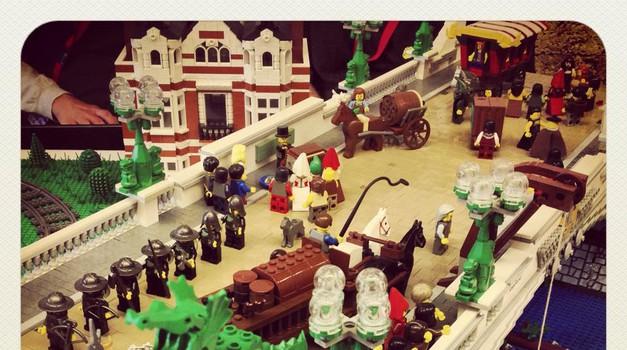 Obožuješ LEGO kocke? Obišči 14. KockeFest (foto: Špela Sila)