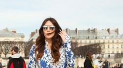 Ekskluzivno iz Pariza: ulični stil v času tedna mode