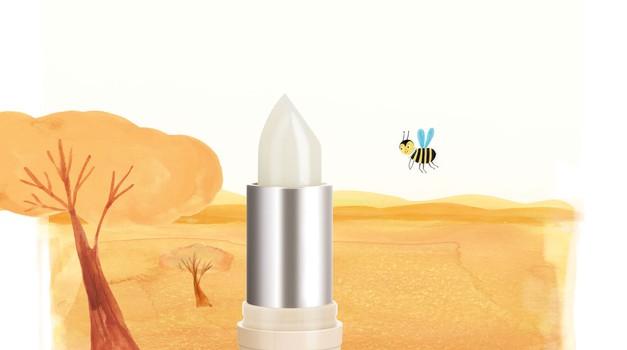 Všeč nam je Melvitin 100% naravni balzam za ustnice (foto: promocijsko gradivo)