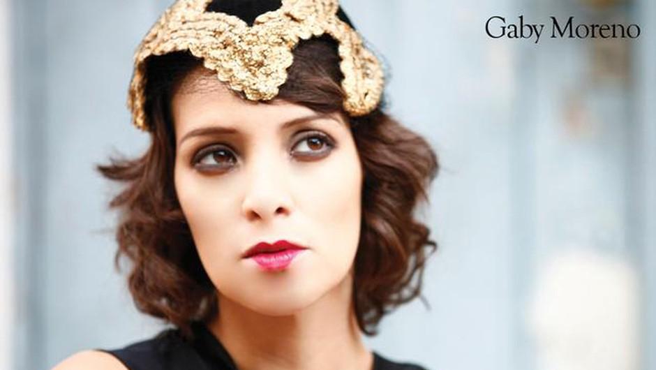 K nam prihaja Gaby Moreno, dobitnica grammyja za najboljšo novo umetnico (foto: promocijsko gradivo)