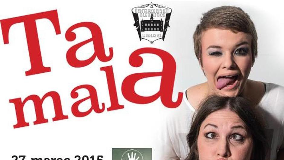 Pridi na dobrodelno gledališko predstavo Tamala (foto: promocijsko gradivo)