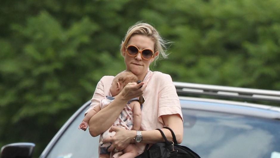 Na dan prišle prve fotografije posvojenke Cate Blanchett (foto: profimedia)