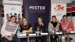 Mister Slovenije 2015: Komisija izbrala polfinaliste