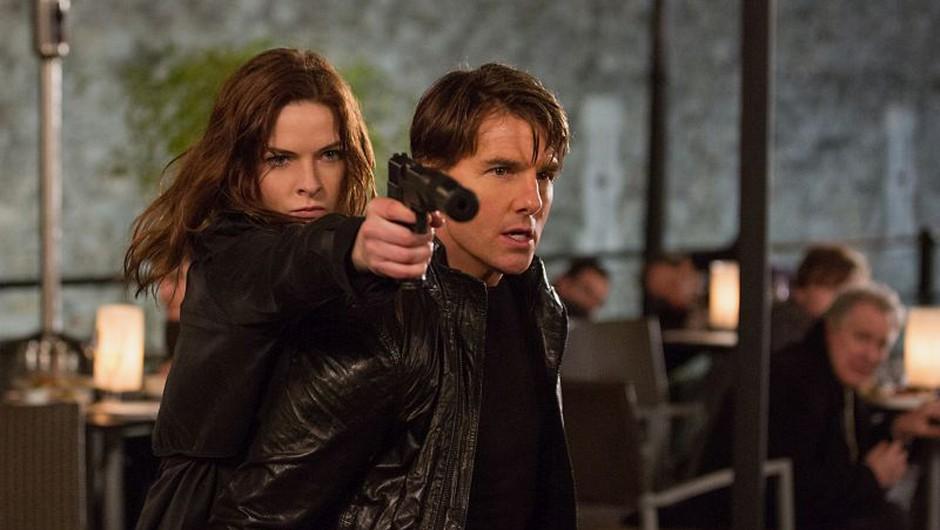 Tom Cruise se vrača v ikonski vlogi neustrašnega agenta Hunta (foto: Karantanija Cinemas)