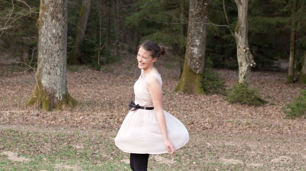 Pleši, kot da te nihče ne gleda :)