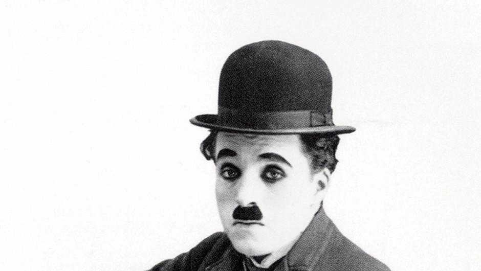 Charlie Chaplin: Oče ga je zapustil, mami se je zmešalo (foto: Profimedia)