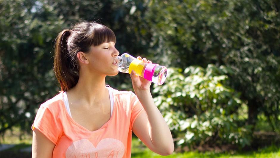 Hej ti, piješ dovolj vode? (foto: Equa press photo)