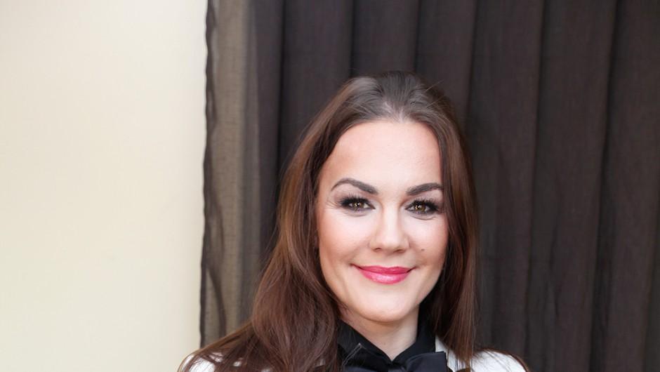 Naša pevka Rebeka Dremelj je zbolela za rakom (foto: Helena Kermelj)