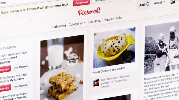 Si preveč obsedena s Pinterestom?  (foto: Profimedia)