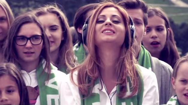 S tem videospotom lahko Maraaya zmaga na Evroviziji! (foto: Youtube)