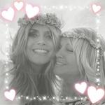Heidi Klum z mamo (foto: Twitter)
