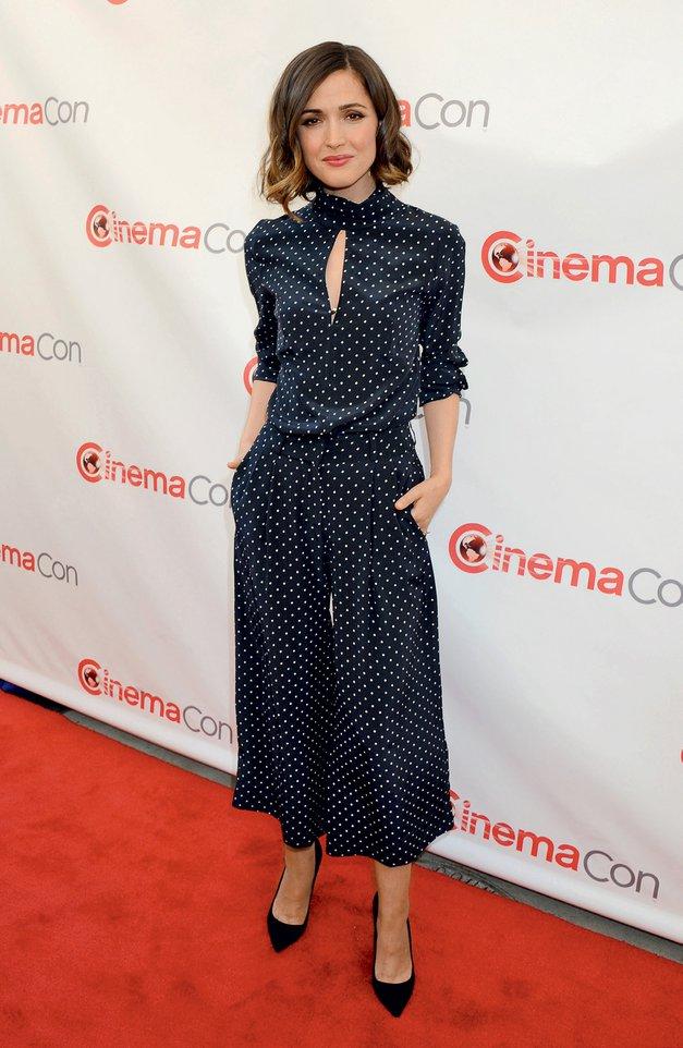 Modni ulov: Rose Byrne s šik stilsko logiko (foto: Profimedia)