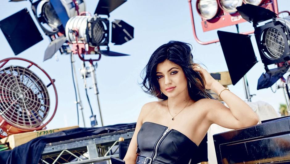 "Kylie Jenner: ""Soočala sem se z veliko sovraštva"" (foto: Eric Ray Davidson)"