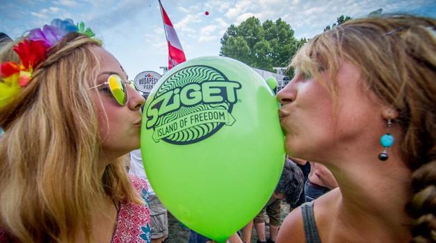 Sziget - najboljši evropski glasbeni festival leta 2014 - se vrača! (foto: Csudai Sandor (szigetfestival.com))