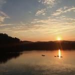 Koseško jezerce je top! (Foto: osebni arhiv) (foto: Ajda Hovnik Plešej)
