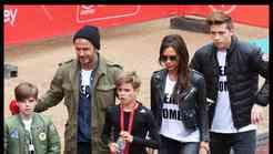 """Victoria Beckham: """"Najini otroci niso bili nikoli razvajeni"""""""