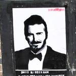 Skrivnostni plakati razburjajo Beckhamove (foto: Profimedia)