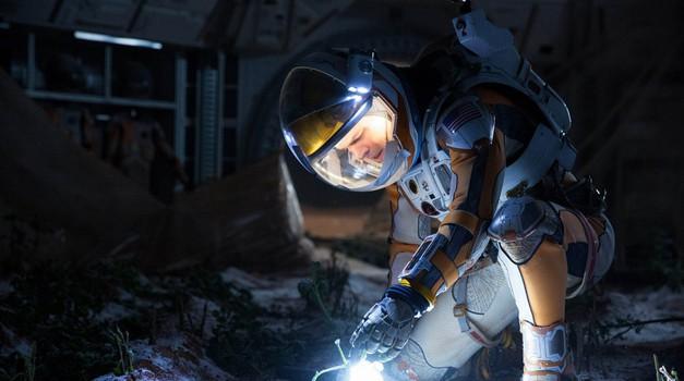 V naša kina prihaja filmska mojstrovina Marsovec (foto: Profimedia)