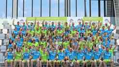 Baku 2015: Na prvih evropskih igrah tudi 83 slovenskih športnikov