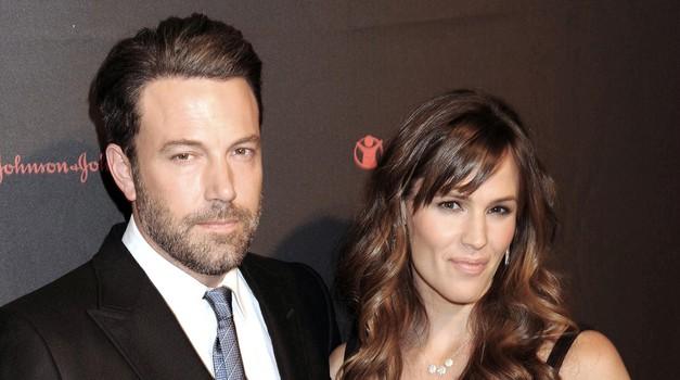 Ben Affleck in Jennifer Garner tik pred ločitvijo!?! (foto: Profimedia)