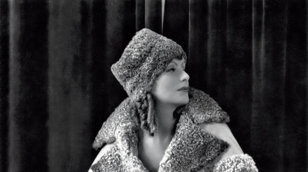 """Greta Garbo: """"O, bog, kako strašen občutek je to"""" (foto: Profimedia)"""