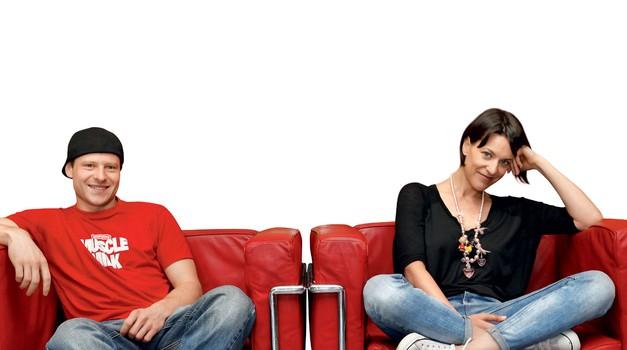Toni in Tina o tem, kaj storiti, ko ni več želje po seksu (foto: Helena Kermelj)