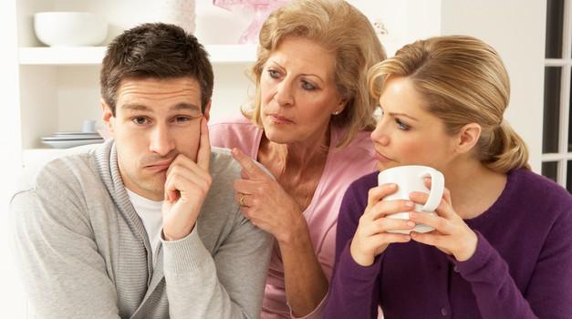 S taščo si vsaj ne škodujta, če že ne moreta biti zaveznici.  (foto: Shutterstock)