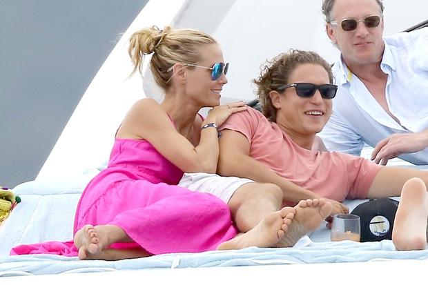 FOTO: Heidi Klum zaljubljena do ušes!