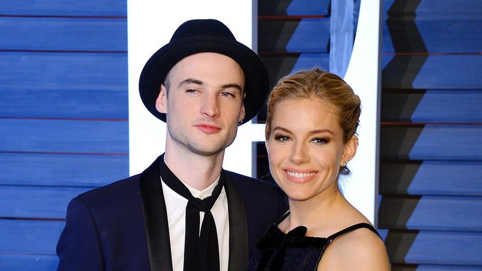 Konec je! Sienna Miller in Tom Sturridge sta se razšla (foto: Profimedia)