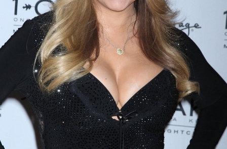Mariah Carey dobila verižico za pol milijona dolarjev!