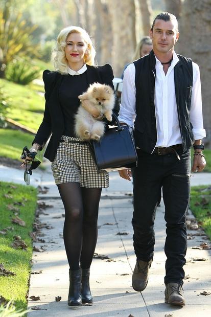 Gwen Stefani in Gavin Rossdale: Čeprav se tega ni dalo slutiti, se je glasbeno-igralski parček že kar lep čas trudil, …