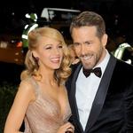 Blake Lively in Ryan  Reynolds sta svojo  deklico poimenovala  James. (foto: Profimedia)