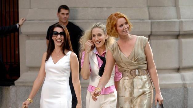 Sarah Jessica Parker ni želela igrati lika Carrie Bradshaw! (foto: Profimedia)