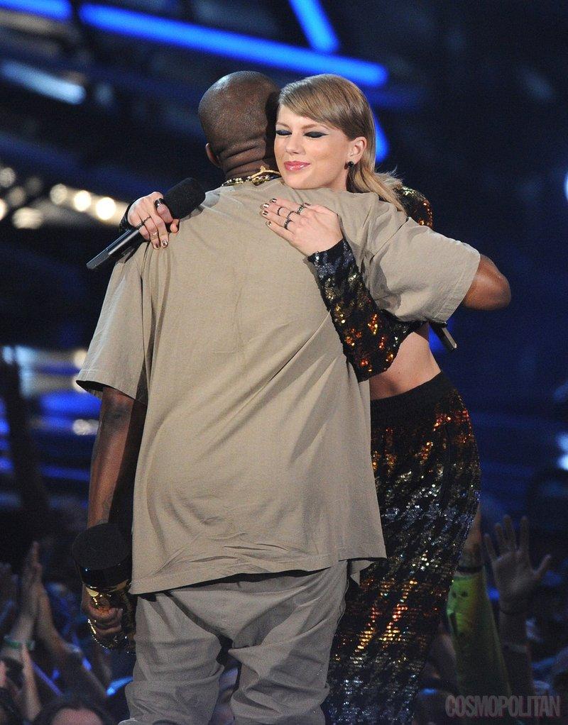Taylor in Kanye