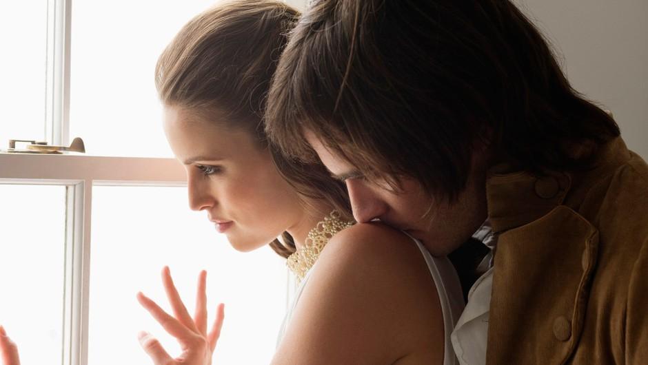 Zakaj je nekoga, s katerim smo resno povezani, tako težko spustiti iz rok? (foto: Profimedia)