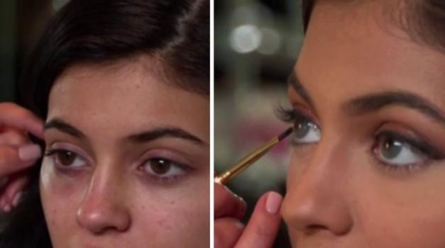 Vizažistka razkrila skrivnost make-upa Kylie Jenner (foto: Profimedia)