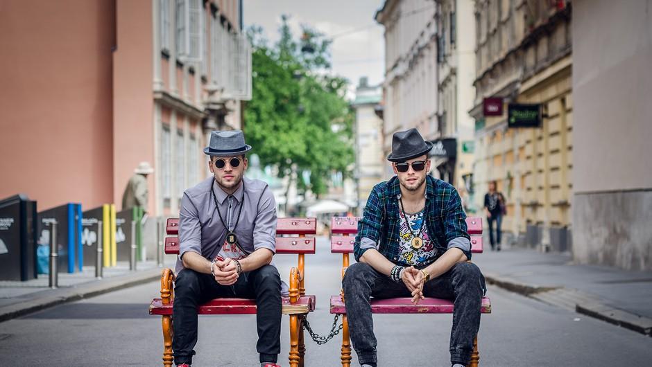 K nam prihajajo svetovno znani učitelji hip hopa (foto: Nikola Janušič)