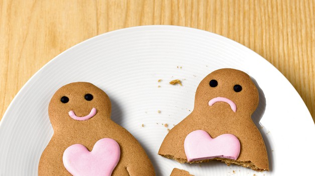 Poročena … ločena! Kaj pa zdaj?! (foto: Getty Images)