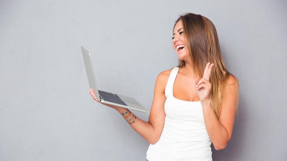 Pišeš blog? Želimo te spoznati in ti pomagati pri promociji! (foto: Profimedia)