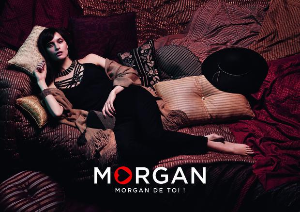 Morgan, ustvarjen s francoskim šikom, je namenjen samozavestnim in stilsko usklajenim ženskam. Kolekcije vsebujejo paleto oblačil za različne priložnosti, rdeča …