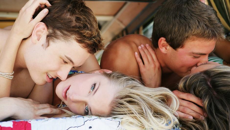 Vroča tema: Seks v troje (iskrene izpovedi naših bralk) (foto: Profimedia)