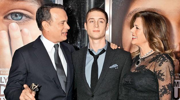 Tom Hanks prvič javno spregovoril o težavnem sinu (foto: Profimedia)