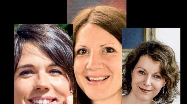 To so punce, ki med službo ne gledajo več na uro (foto: Levi Brown, Maja Marko, Gustavo Allidi Bernasconi, osebni arhiv)