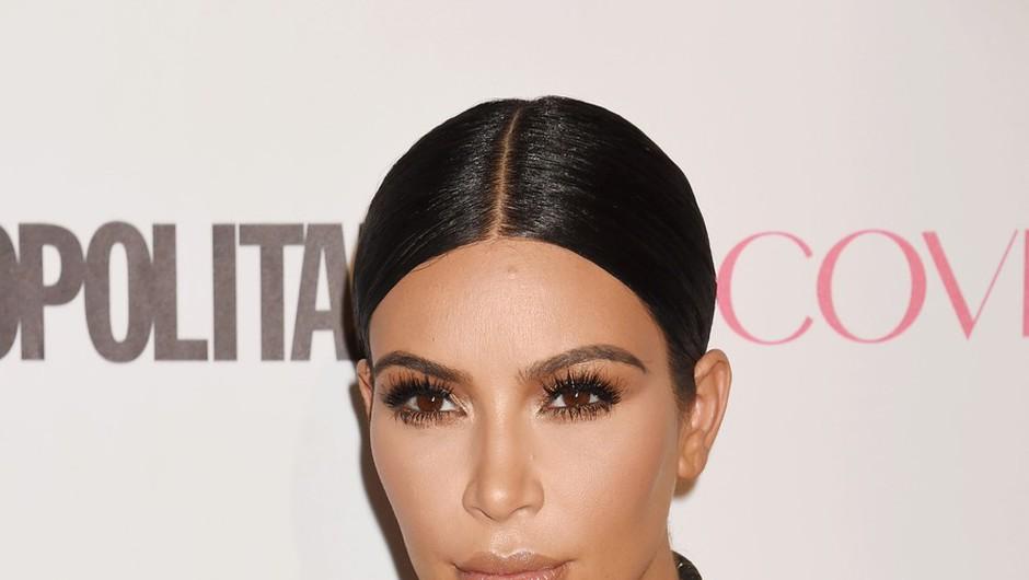 Kim Kardashian se je končno uresničila velika želja! (foto: Profimedia)