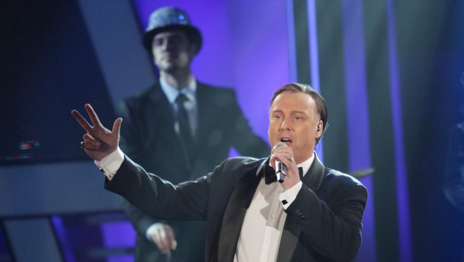 Pevec Tomaž Ahačič -Fogl zbolel za hudo obliko raka (foto: Goran Antley)