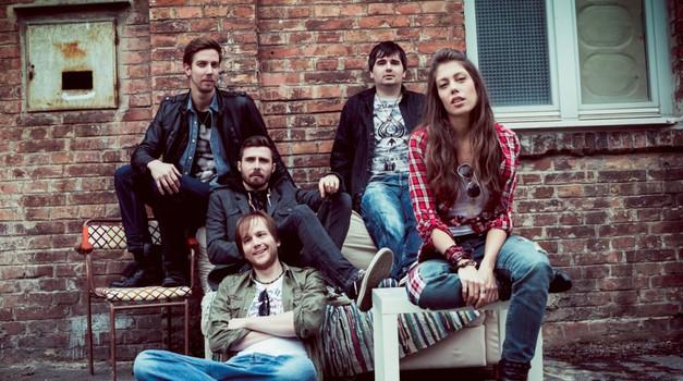 Poslušaj novo skladbo skupine I.C.E. (foto: Petra Hočevar)
