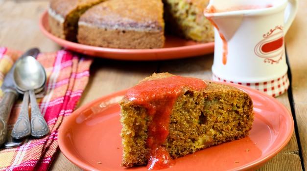 Sobotni recept: Bučkino pecivo z jabolki (foto: Shutterstock)