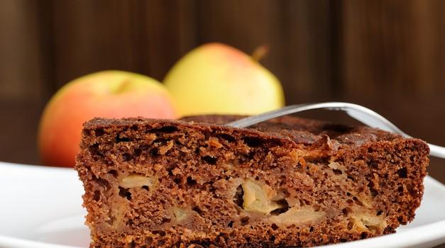 Sobotni recept: Čokoladna jabolčna pita (foto: Shutterstock)