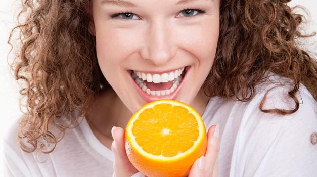 ZATO si čim večkrat privošči pomaranče! (foto: Profimedia)